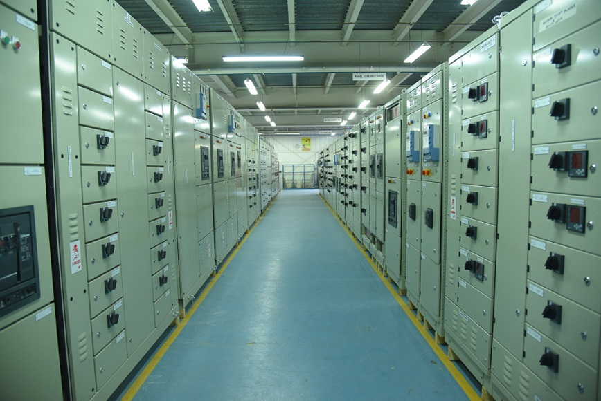 NEI OMAN - Switchboard and component assembly lines
