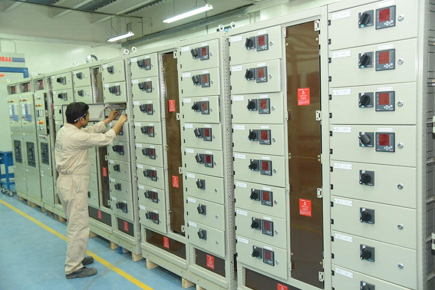 NEI OMAN - Switchboard and component testing facilities