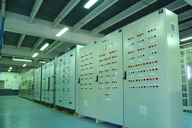 NEI OMAN - LV Switchboards in Form-2 Construction