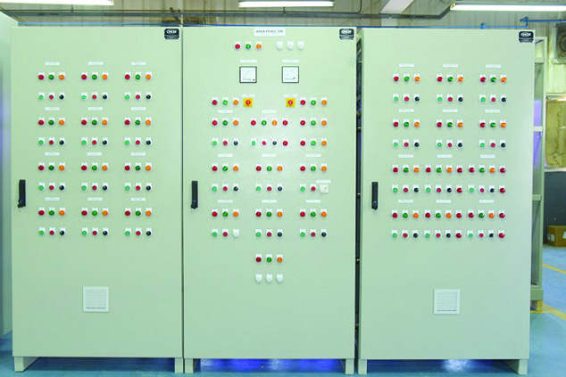 NEI OMAN - Power Distribution Control Panels